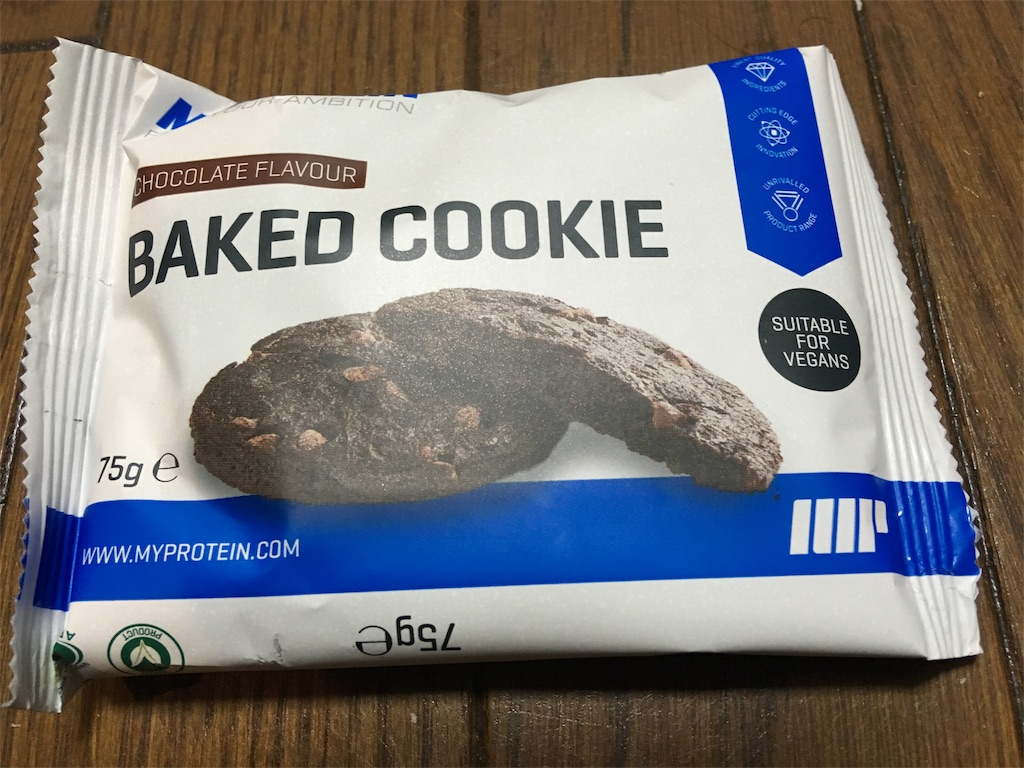 Myprotein ベイクドクッキー
