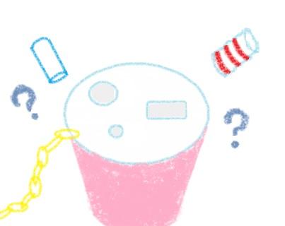 ミルク缶おもちゃの遊び方