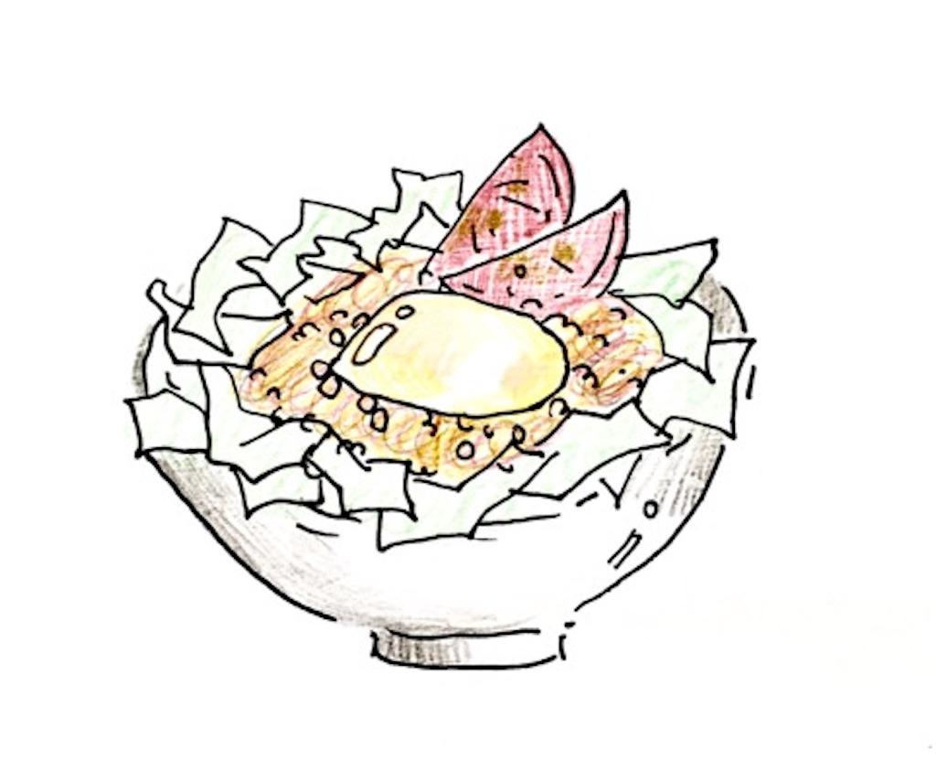 タコライス風ヘルシー料理