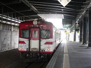 盛岡駅にて2007