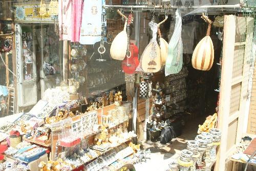 カイロのマーケット