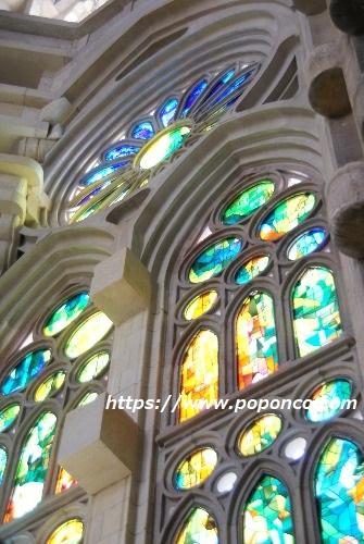 サグラダ・ファミリアの聖堂