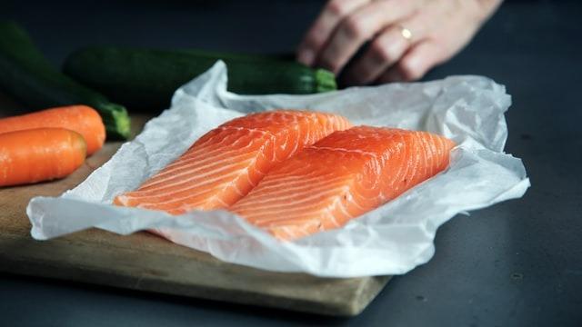 免疫力を高める食材 魚介類 鮭