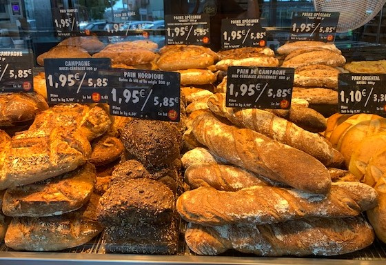 GRAND FRAISのパン屋さん