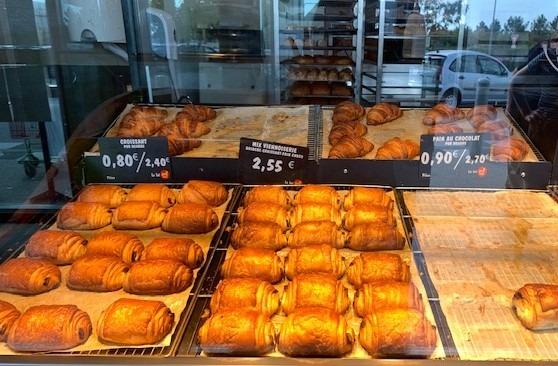 GRAND FRAISのクロワッサンやパンオーショコラ