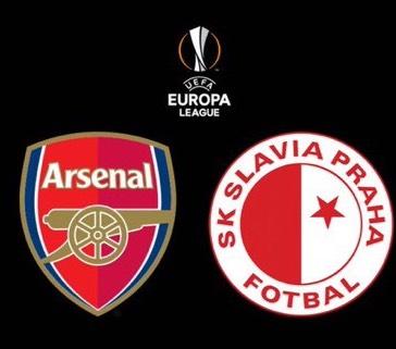 アーセナル スラヴィアプラハ ヨーロッパリーグ