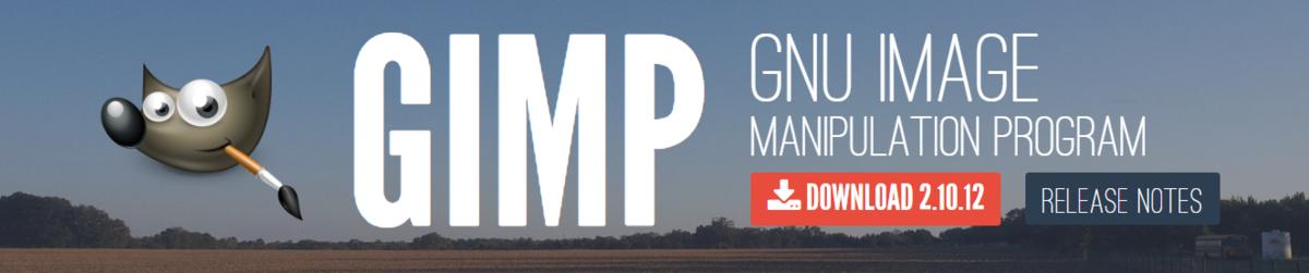 GIMP 画像編集