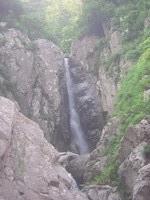 下ノ小俣沢出合の20m大滝