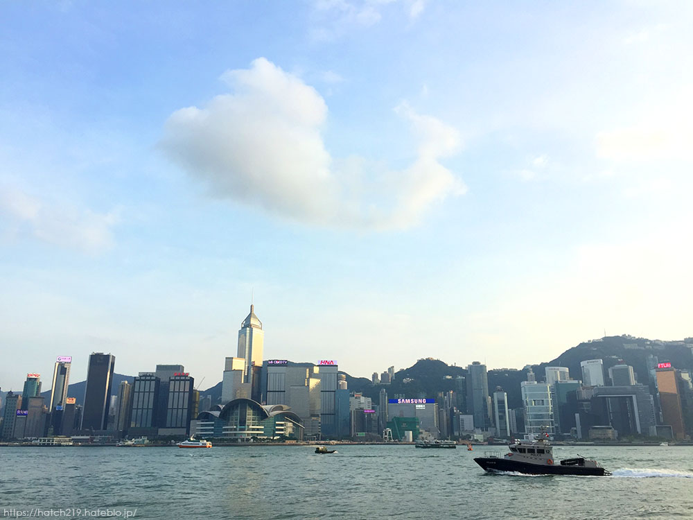 香港プロムナード