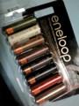 eneloop 8colors
