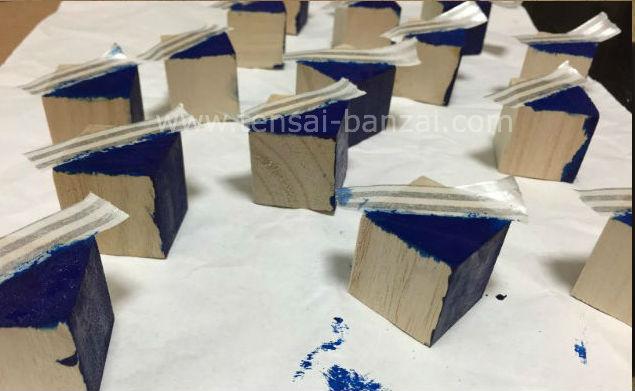ニキーチンの模様づくり積み木の作り方