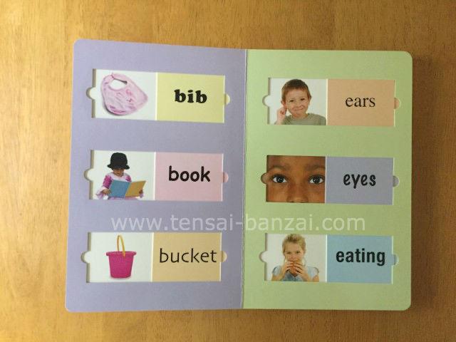 Your Baby Can Read!スライドブック(スライド後)