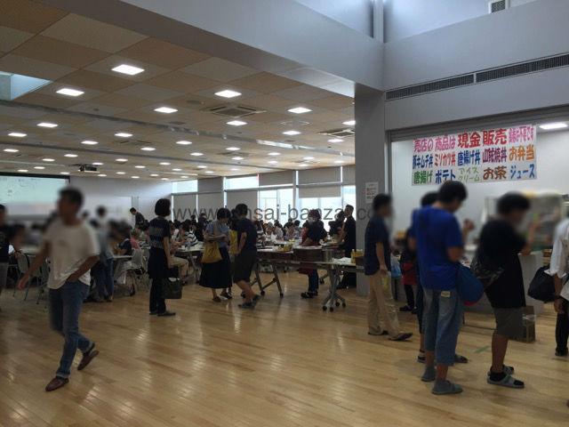 東大寺学園学食