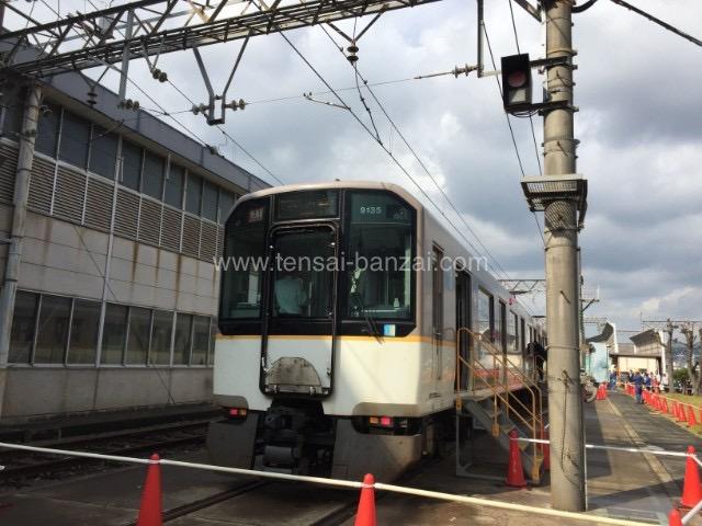 近鉄鉄道まつり2018車掌体験