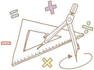 算数・数学のイメージ