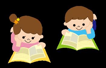 絵本を読む子供たちのイメージ