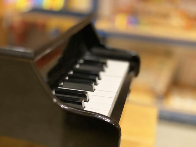 おもちゃのピアノのイメージ