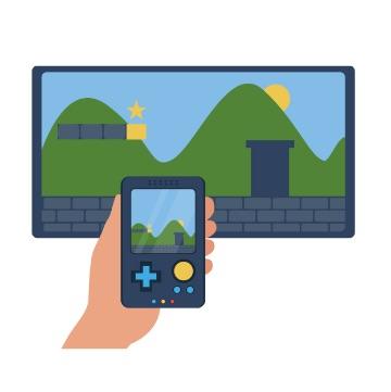 ゲームクリエイターのイメージ