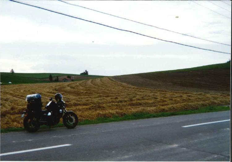 バイク旅ショット