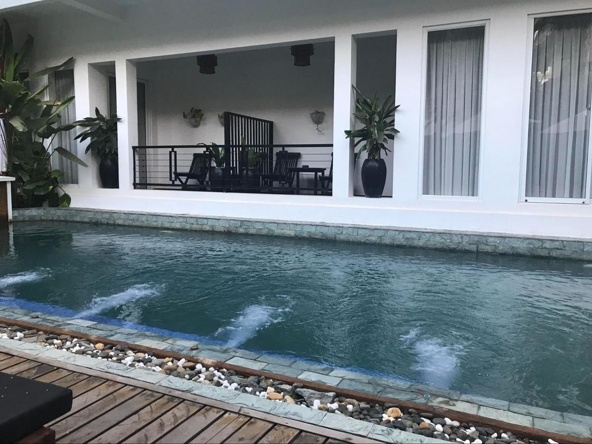 カンボジア・シェムリアップのホテル