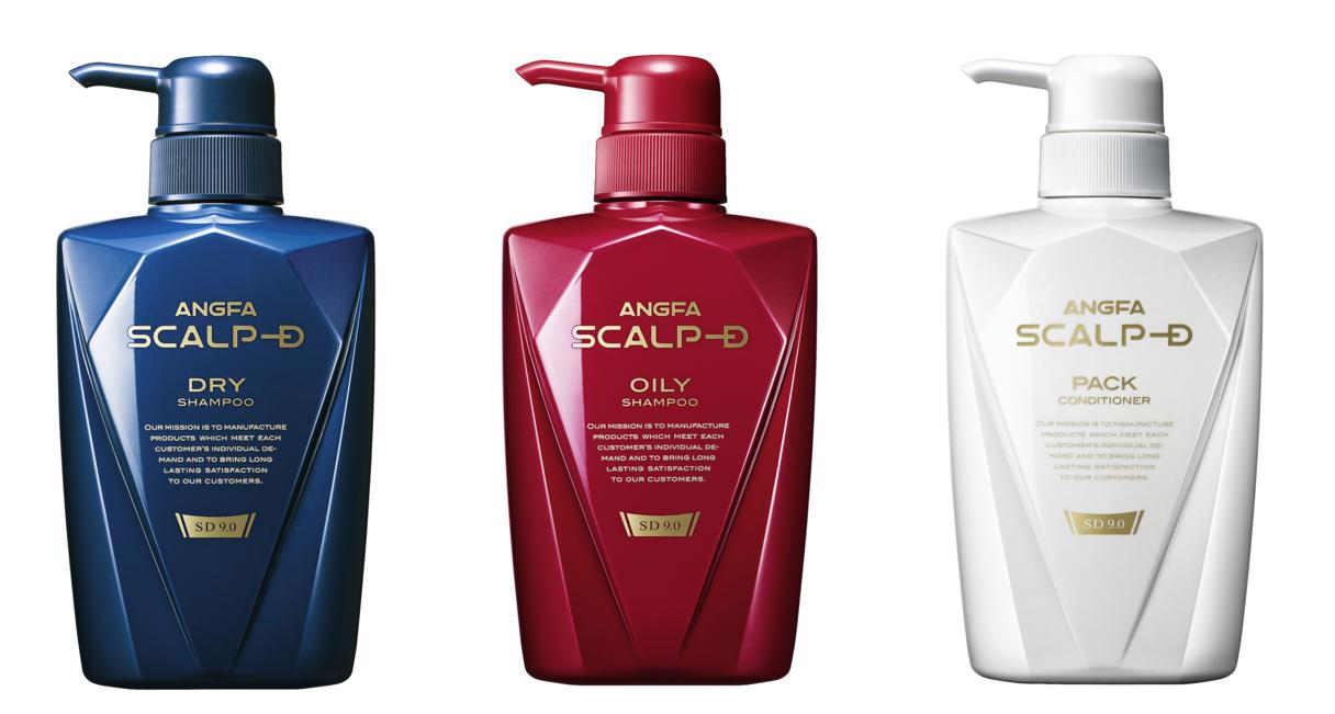 スカルプD 薬用スカルプシャンプー パックコンディショナー 商品画像