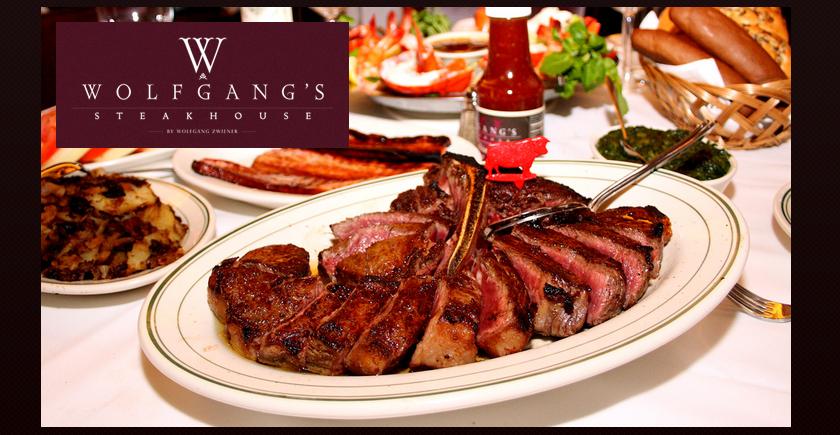 Wolfgang's Steakhouse ウルフギャング・ステーキハウス - Official Website