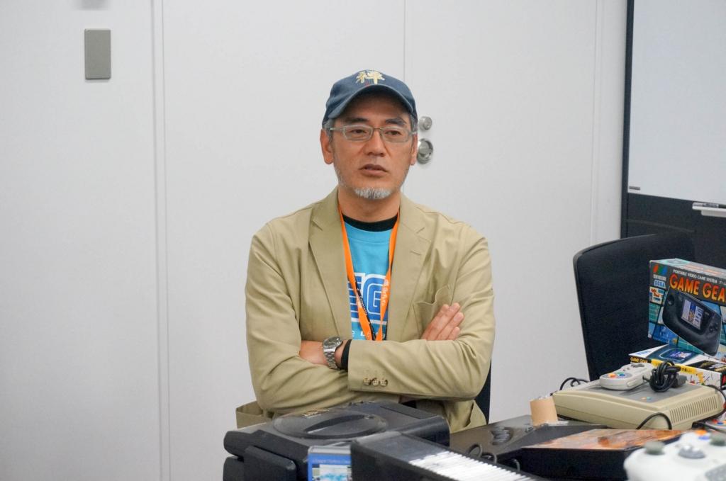 1人目:元ファミ通編集長 バカタール加藤さん 53歳