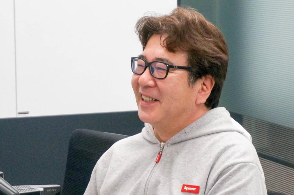 2人目:株式会社セガゲームス 国内アジア事業部 副事業部長 宮崎さん 55歳