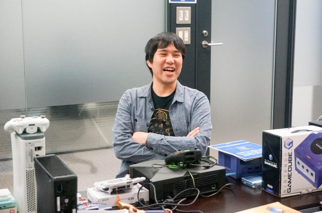 3人目:株式会社セガ・インタラクティブ 宣伝担当 西村ケンサクこと西村さん