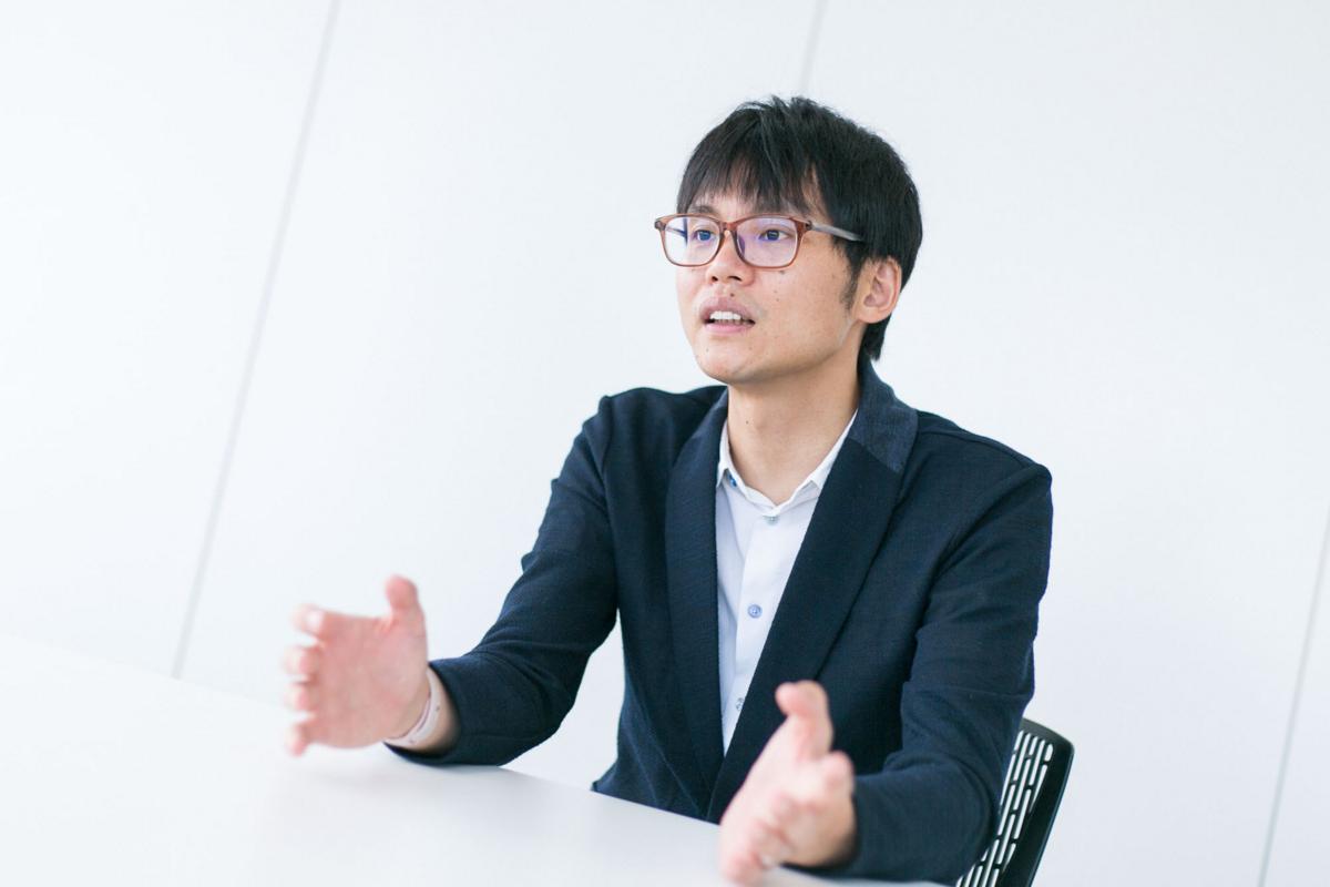 さくらインターネット株式会社 代表取締役社長 田中邦裕さん