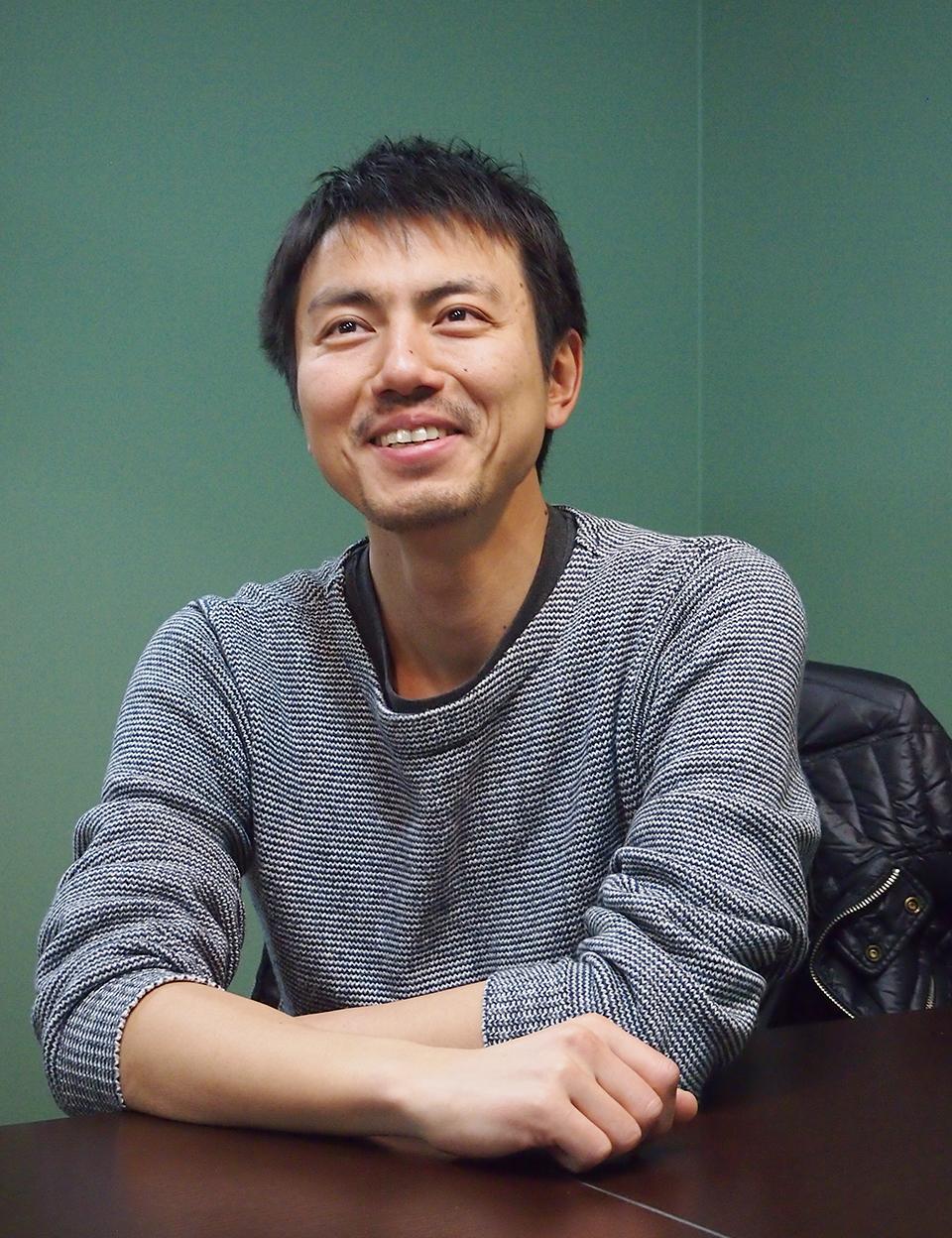 株式会社アペルザCTO 塩谷(えんや)将史さん