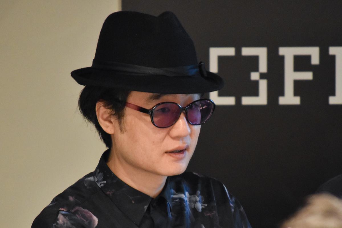 Webメディア「FINDERS」創刊編集長の米田智彦さん