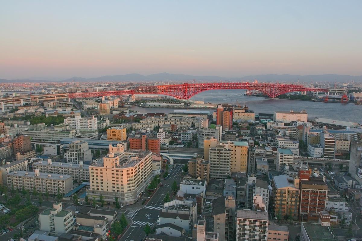 天下茶屋駅前商店街を歩く。昭和の哀愁漂う懐かしい街と聖天坂へ。