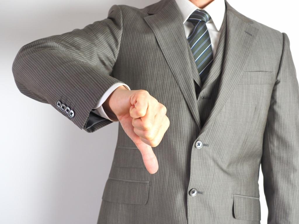 転職エージェントに門前払いされて断られたらどうする?