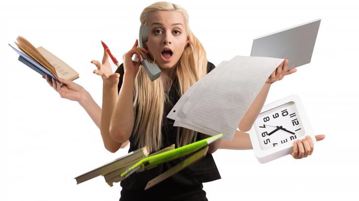 忙しくて転職活動できない!手間を軽減して転職活動する方法