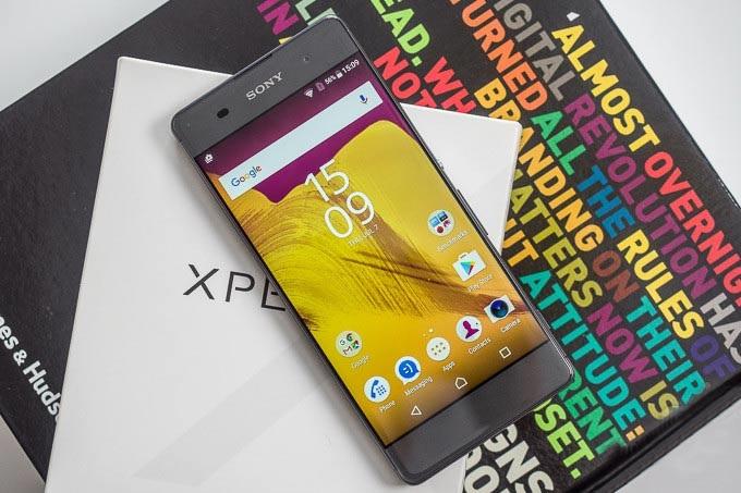 Nguyên nhân khiến điện thoại Sony XA bị treo máy