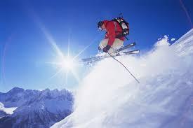 スキー かっこいい