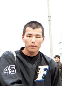 佐々木貴賀in沖縄キャンプ