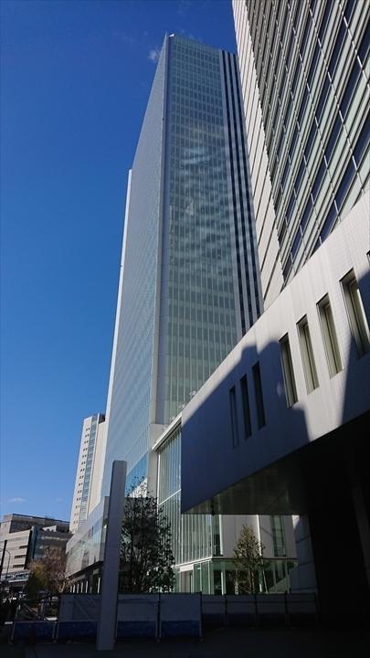 横浜市役所新市庁舎