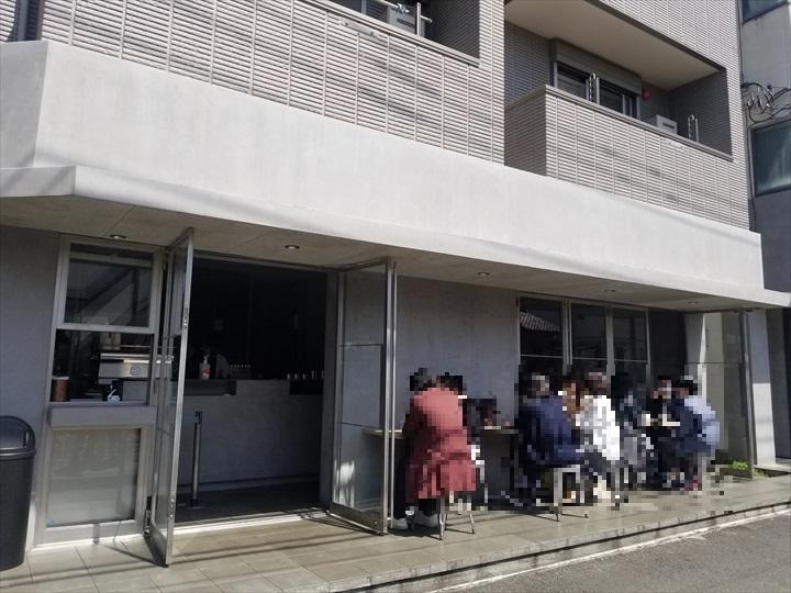 PATISSERIE ASAKO IWAYANAGI 外観