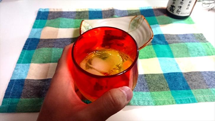 行者にんにく 酢味噌和え 日本酒