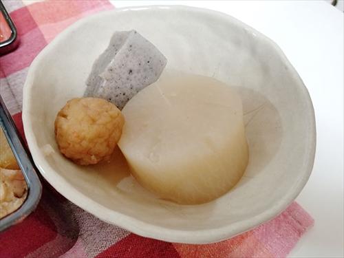津田園本店 看板メニュー「おでん」 実食