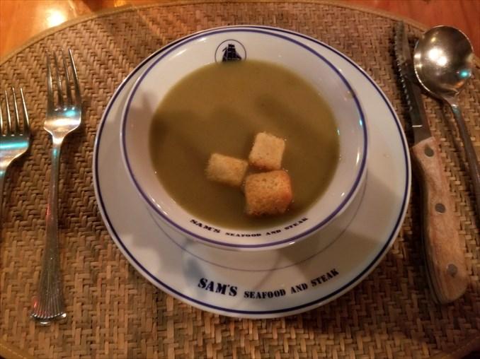 「カレースープ」 サムズ バイ ザ シー