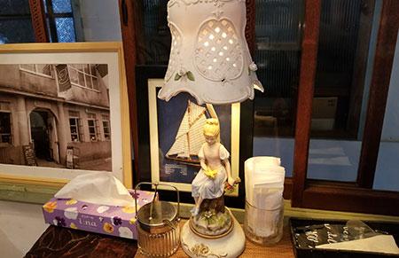 ランプ『Caffe1925』