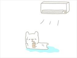 エアコン 冷風が出ない