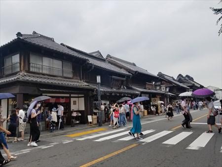 小江戸川越 蔵造りの街並み