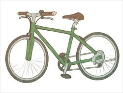 放置自転車 粗大ごみ