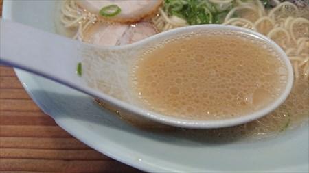 スープ 『博多濃麻呂』(二子玉川駅)