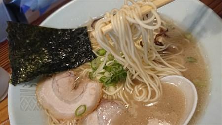 麺 『博多濃麻呂』(二子玉川駅)
