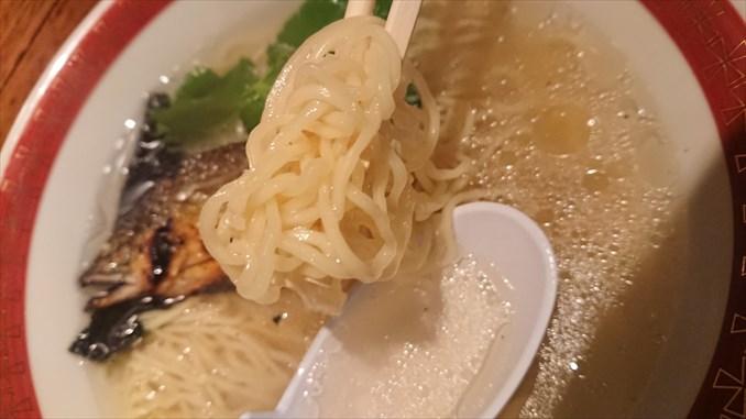 麺 【鮎ラーメン】 (二子玉川駅)